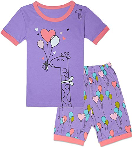 Tkala Fashion Christmas Girls Pajamas Children Clothes Set