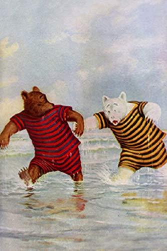 ArtParisienne Shore Bears R.K. Culver 24x36-inch Wall Decal (Bears Shore)