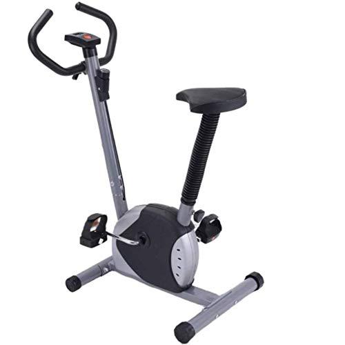 Inklapbare hometrainer Bike, Fitness Bike Silent Fiets van Workout Spinning Bike Stationair Fitness Cardio Indoor…