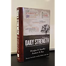 Daily Strength: Devotions for Bible Believing Study