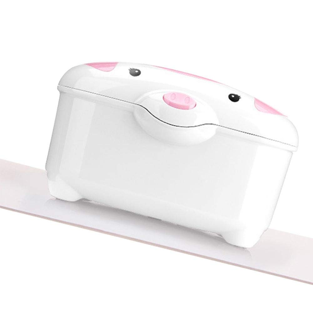 sweetdream Wipe Warmers -Baby Wet Wipes Warmer, Baby Wipes Heater Portable Dispenser, Holder and Case - with Easy Press On/Off Switch, for Dual Heat for Baby's Comfort Ideal fine by sweetdream