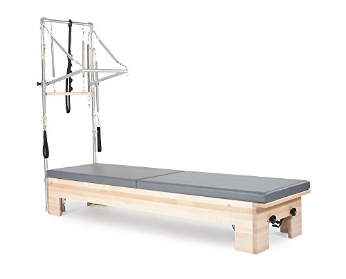 Balanced Body Studio Reformer with Tower and Mat System, and Revo Adjustment System