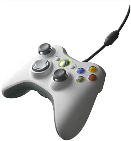 Mando Xbox 360 con cable - Microsoft - Compatible con Windows PC [Windows XP] [Importado de Francia]: Amazon.es: Videojuegos