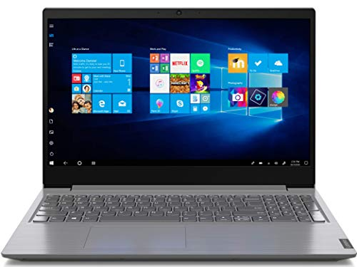 Lenovo V15 Intel Core i3 8th Gen 15-inch HD Thin and Light Laptop (4GB RAM/ 1TB HDD/ Windows 10 Home/ Grey/ 1.85 kg), 81YD001MIH