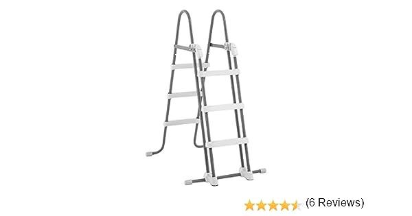 Intex Escalera Piscina 91 cm: Amazon.es: Juguetes y juegos