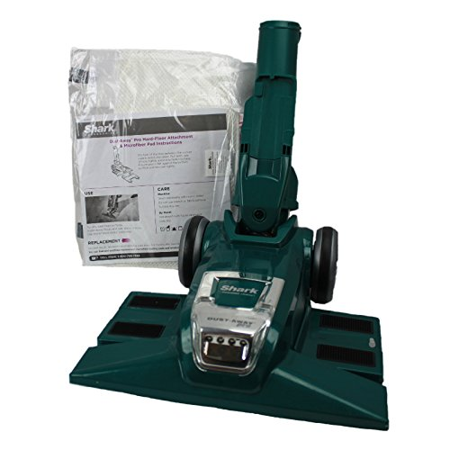 Shark Dust-Away Pro Hard Floor Attachment with 1 Pad For Model NV680, NV681 (Shark Genie Attachment)