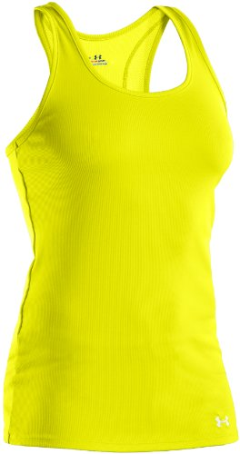 Under Armour Women's UA Victory Tank Top (X-Large, Yellow (Victory Womens Tank)