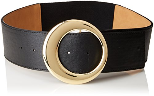 Anne Klein Belt (AK Anne Klein Women's 56mm Panel With Stretch AND Oversize Accessory, -black, M/L)