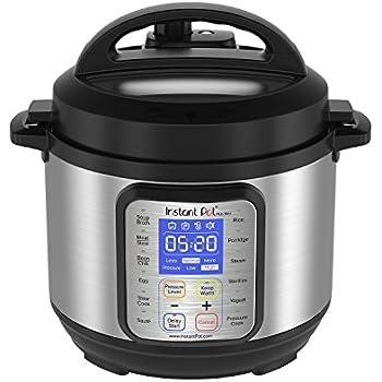 Amazon.com: Instant Pot DUO60 6 Qt 7-in-1 Multi-Use