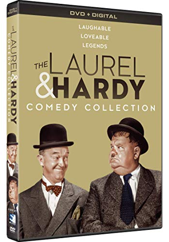 Laurel and Hardy Collection (Hardy Show Dvd)