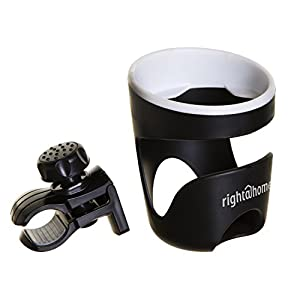 Right at Home Cup Holder for Walkers, Rollator, and Wheelchairs