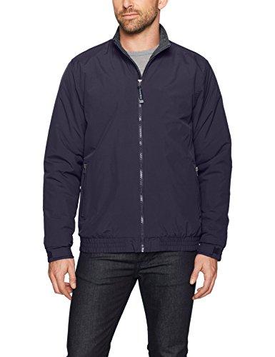 - Charles River Apparel Men's Big Navigator Jacket (Regular & Big-Tall Sizes), navy, 3XL