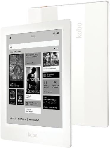 Kobo Aura HD - Lector de eBooks para microSD (pantalla táctil de ...
