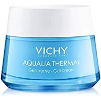 Vichy Aqualia Thermal Mineral Water Gel Moisturizer for Face with 97% Natural Origin...