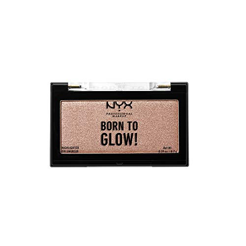 NYX PROFESSIONAL MAKEUP Born To Glow Highlighter Singles, Break The Rhythm, 0.289 Ounce