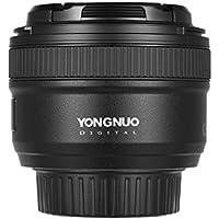YONGNUO YN35mm F2N f2.0 Wide-Angle AF/MF Fixed Focus Lens F Mount for Nikon D7200 D7100 D7000 D5300 D5100 D3300 D3200 D3100 D800 D600 D300S D300 D90 D5500 D3400 D500 DSLR Cameras 35mm