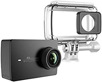YI 12MP 4K Action and Sports Camera + Waterproof Case