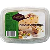 #7: Achva Pistachio Flavored Sesame Halva 16 Oz. Kosher For Passover Pack Of 6