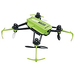 Rise Vusion House Racer Ready To Fly (Rtf), First Person View (Fpv), Indoor Rc Complete Drone Race Pack (Quadcopter, Camera, Radio, Goggles, Monitor, Battery & Usb Charger)