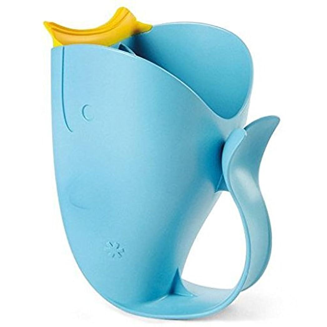 致命的酔って想像力豊かなSkip Hop 赤ちゃん 頭すすぎ用 クジラリンサー 湯おけ [並行輸入品]