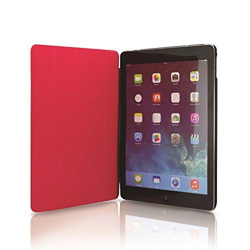 (Ultra Slim Folio case MICROFOLIO red IPDA-MF6-73 for XtremeMac iPad Air 2)