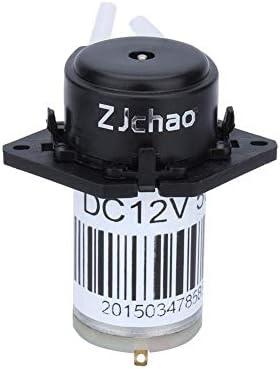 12 V DC Dosierung Schlauchpumpe Dosierung Kopf mit Stecker für Arduino Aquarium Lab Analytische DIY