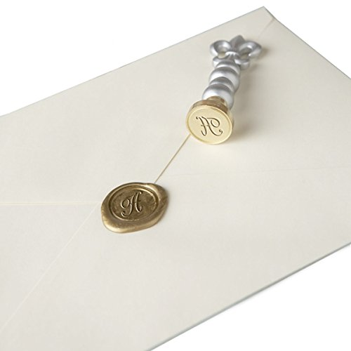 Price comparison product image Monogram Wax Stamper - H