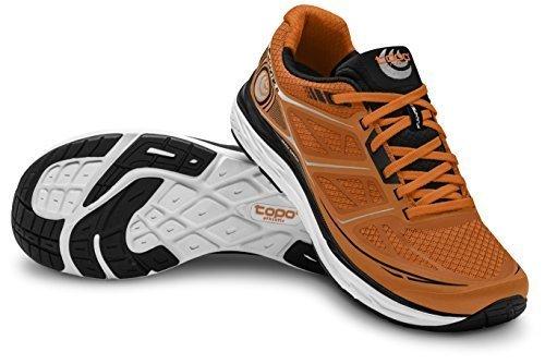 Topo Athletic Zapatillas de running para hombre Naranja naranja y negro 41 EU (M) naranja y negro