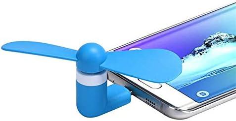 Ventilador para teléfono móvil, con conector micro USB, diseño de ...