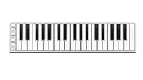 CME XKEY 37 LE Ultra Slim 37 Full Size Key Portable USB MIDI Controller Keyboard with Full Velocity Sensitivity by CME