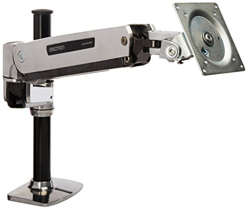 Ergotron LX HD Sit-Stand Desk Mount LCD Arm - Mounting Kit