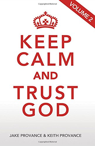 Keep Calm and Trust God Volume - Outlets Citadel Mall