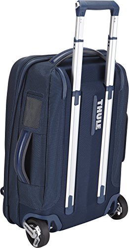Thule Crossover 38-Litre Rolling Carry-On Suit Case (Dark Blue) by Thule (Image #2)