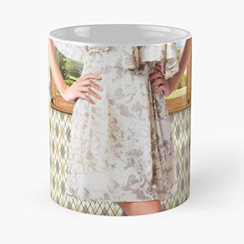 1950s 50s Antique Background - Funny Gifts For Men And Women Gift Coffee Mug Tea Cup White 11 Oz The Best Gift Holidays. -