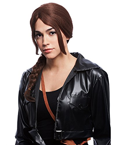 Arena Girl Wig Costume Accessory - Hunger Games Characters Costumes