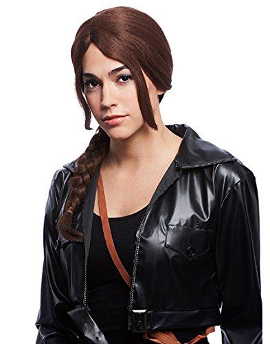 Arena Girl Wig Costume Accessory