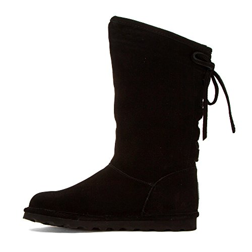 BEARPAW Womens Phylly Boot Black Xpcsd