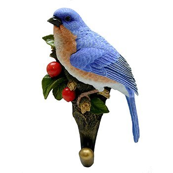 Bluebird Decorative Hook