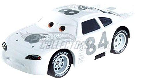 Disney / Pixar CARS Movie 1:55 Die Cast Car Motor Speedway of the South #84 Apple ()