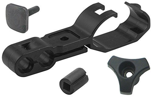 Bundle - 4 items: Thule Fairing Clip, Fairing Bolt, Fairing Wingnut, Rubber Spacer