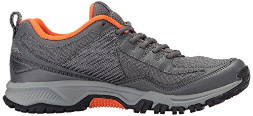 0 Trail Black Reebok Silver Running Pewter Grey Shoe Coal Ridgerider Men's Orange 2 Alloy Flint fEww7pIqx