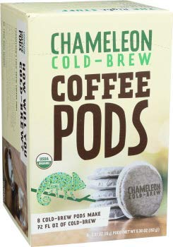 Chameleon Cold Brew 220003855 Coffee Pods 6-.605 Pound by Chameleon (Image #1)