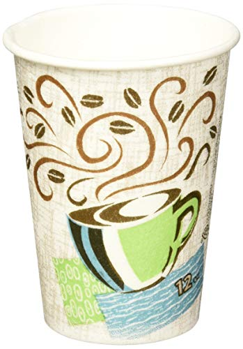 Dixie DIX-12-50 Go Perfectouch Paper Cups, 12 Ounce