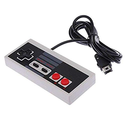 Nintendo NES Game Pad Controller with WII Plug for Nintendo NES Classic Edition Mini System
