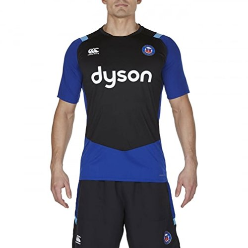 fan products of Bath Rugby Vapodri+ Poly Super Light Tee 17/18 - Tap Shoe