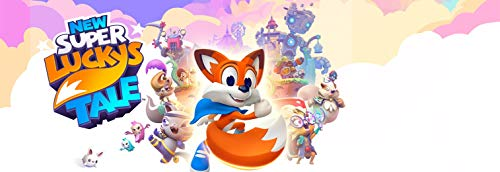 New Super Lucky's Tale - Nintendo Switch 10