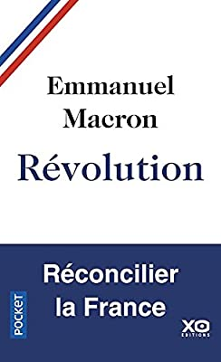 Revolution French Edition Emmanuel Macron 9780320088384 Amazon Com Books