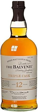 Balvenie 12 Year Old Triple Cask 1l Single Malt Whisky
