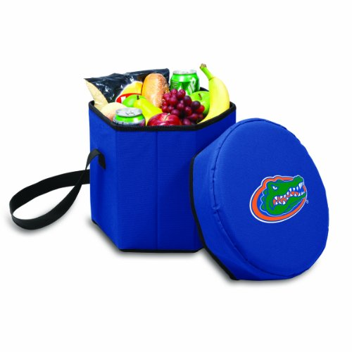 (NCAA Florida Gators Bongo Insulated Collapsible Cooler, Navy)