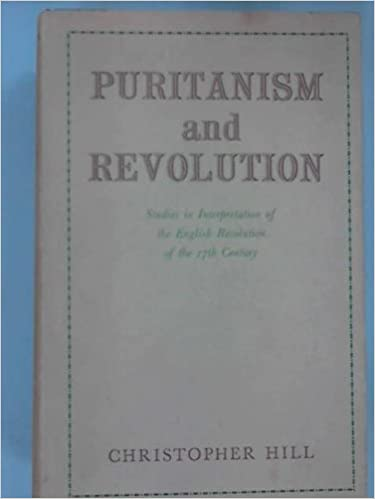 Puritanism and Revolution